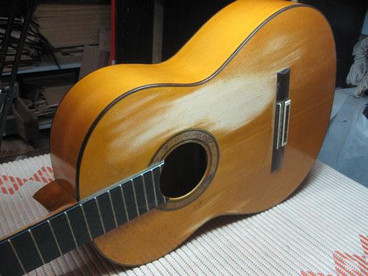 Manuel Reyes 1968 - Guitar 2 - Photo 5