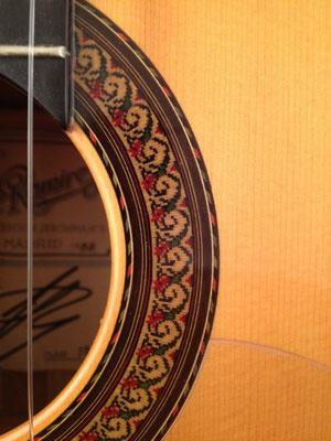 Jose Ramirez 1988 - Guitar 2 - Photo 16