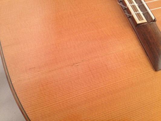 Arcangel Fernandez 1969 - Guitar 1 - Photo 2