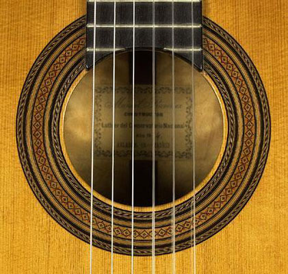 Manuel Ramirez 1914 - Guitar 1 - Photo 2