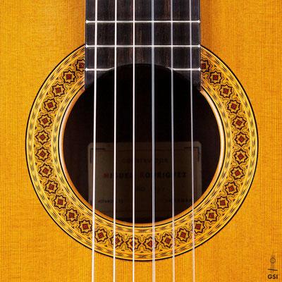 Miguel Rodriguez 1967 - Guitar 1 - Photo 1
