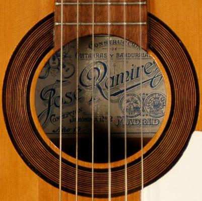 Jose Ramirez 1954 - Guitar 1 - Photo 1