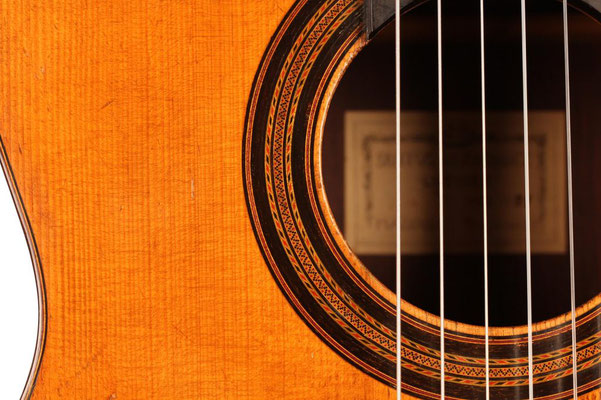 Santos Hernandez 1921 - Guitar 4 - Photo 5