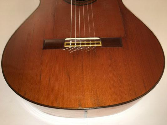 Jose Ramirez 1968 - Guitar 4 - Photo 9