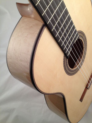 Jose Marin Plazuelo 2012 - Guitar 1 - Photo 8