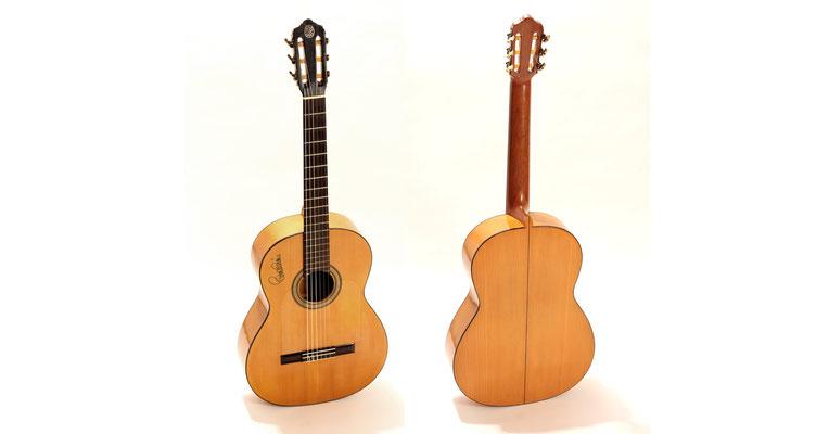 Miguel Rodriguez 1954 - Guitar 1 - Photo 3