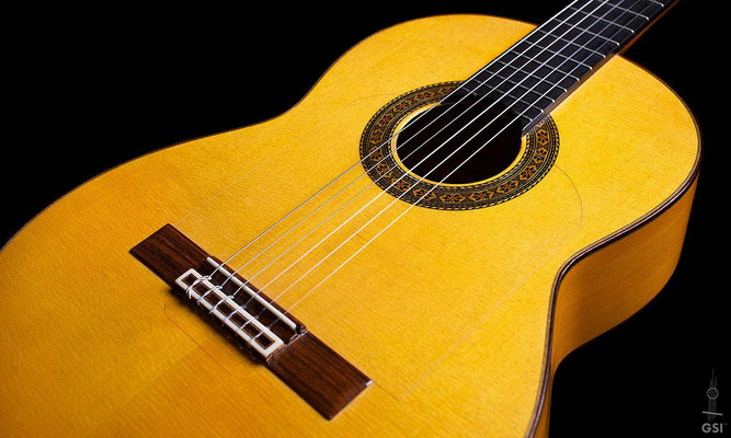 Gerundino Fernandez 1998 - Guitar 1 - Photo 9