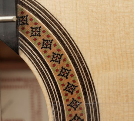 Antonio Marin Montero 2012 - Guitar 3 - Photo 5