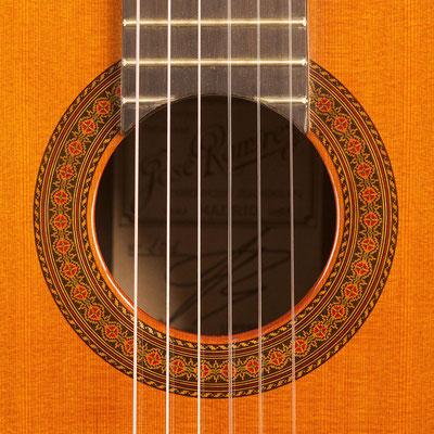 ose Ramirez 1992 - Guitar 1 - Photo 12