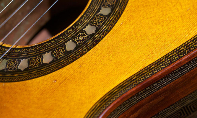 Antonio de Torres 1860 - Guitar 1 - Photo 4