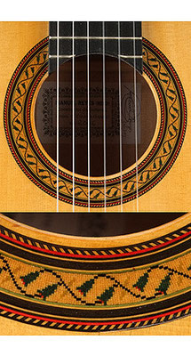 Manuel Reyes Hijo 2006 - Guitar 1 - Photo 5