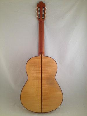 Francisco Barba 2005 - Guitar 1 - Photo 10