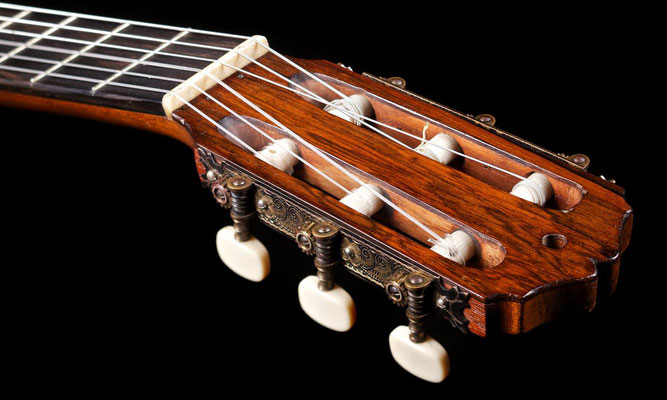 Santos Hernandez 1919 - Guitar 1 - Photo 11