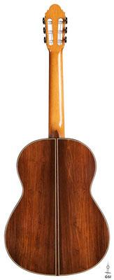 Antonio Marin Montero 2006 - Guitar 2 - Photo 2