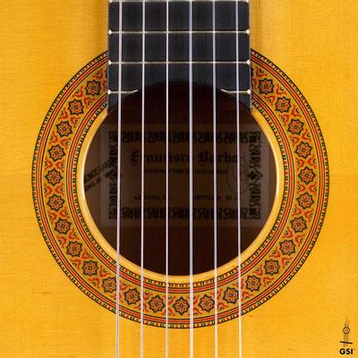 Francisco Barba 2017 - Guitar 5 - Photo 9