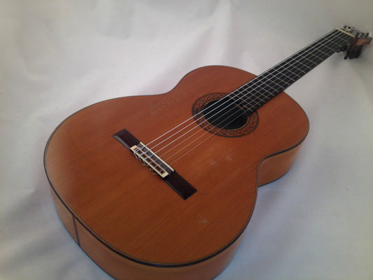 Gerundino Fernandez 1977 - Guitar 1 - Photo 5