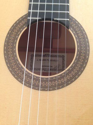 Jose Marin Plazuelo 2018 - Guitar 1 - Photo 6