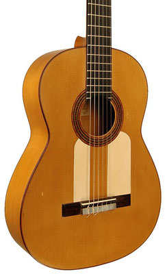 Santos Hernandez 1933 - Guitar 1 - Photo 1