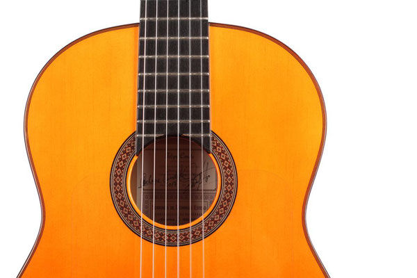 Sobrinos de Esteso Moraito Re-Edition 1972 - Guitar 7 - Photo 14