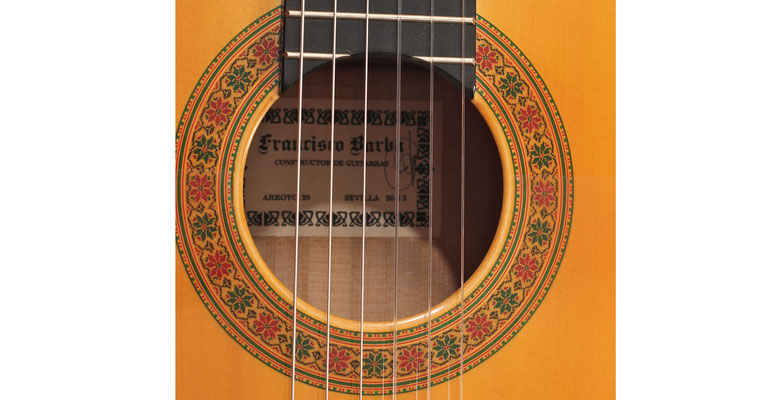 Francisco Barba 2012 - Guitar 1 - Photo 5