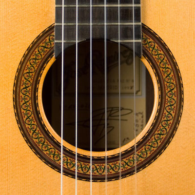 Jose Ramirez 1998 - Guitar 1 - Photo 6