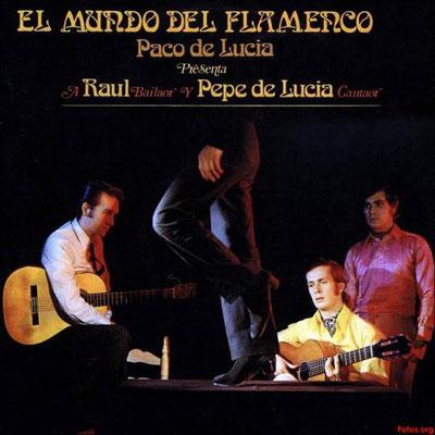 SOBRINOS DE DOMINGO ESTESO - 1965 - Paco de Lucia - Guitar 2 - Photo 9