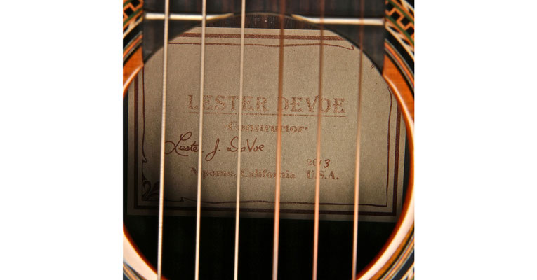 Lester Devoe 2013 - Guitar 1 - Photo 6