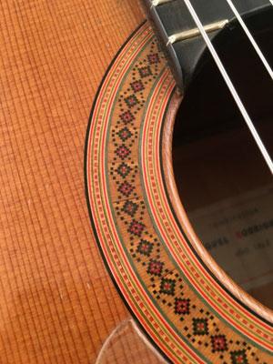 Miguel Rodriguez 1968 - Guitar 2 - Photo 24