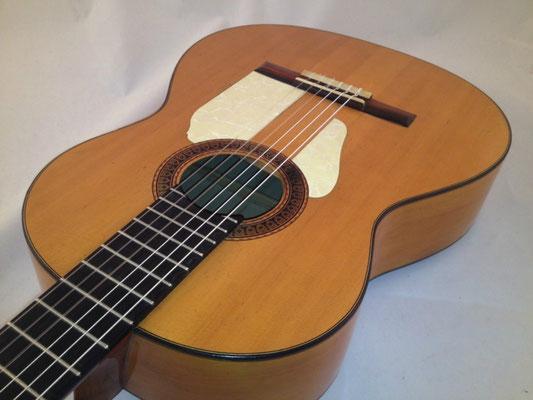 Manuel Reyes 1962 - Guitar 2 - Photo 14