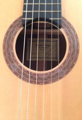 Manuel Bellido 2000 - Guitar 4 - Photo 6