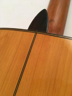 Domingo Esteso 1931 - Guitar 7 - Photo 20