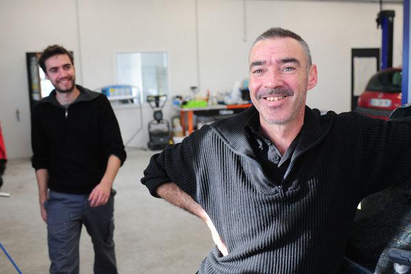 CdC Aunis Sud - Portraits d'entrepreneurs - Ets Boulie & Fils