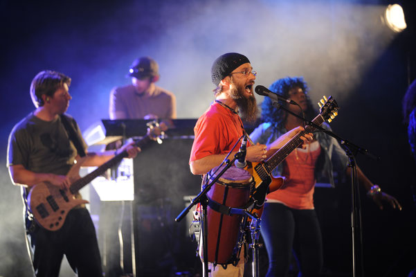 Groundation - La Sirene 2012