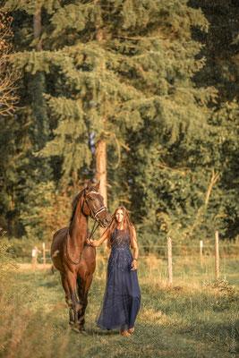 Fotoshooting mit Pferden in Sinz 16