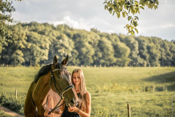 Fotoshooting mit Pferden in Sinz 9