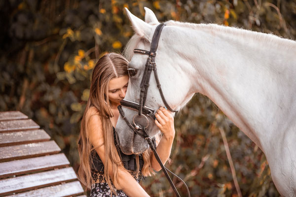 Fotoshooting mit Pferden in Sinz 4