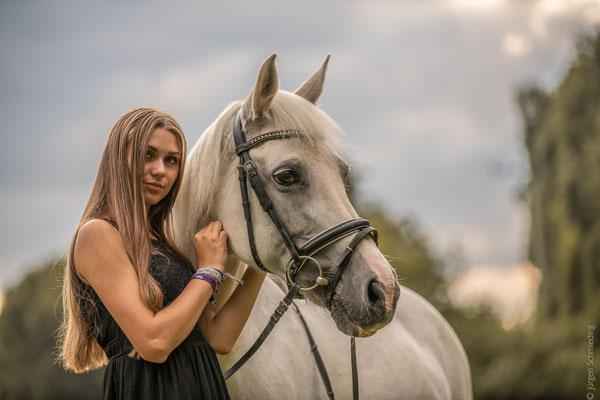 Fotoshooting mit Pferden in Sinz 12