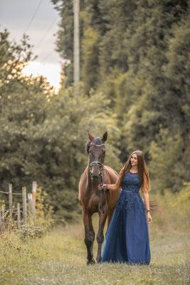 Fotoshooting mit Pferden in Sinz 13