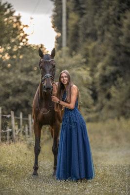 Fotoshooting mit Pferden in Sinz 14