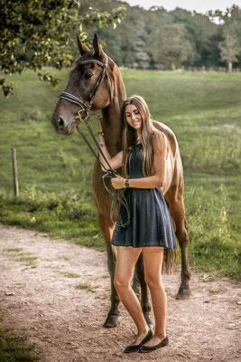 Fotoshooting mit Pferden in Sinz 7