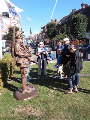 juillet 2017 rallye des statues albert