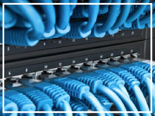 Netzwerktechnik © Elektro Burger, Inhaber Peter Kleiner, Deining