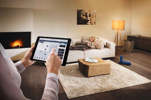Smart Home - Die Zukunft der modernen Haussteuerung Elektro Burger Deining