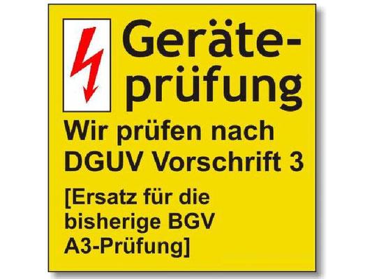 DGUV Elektro Burger Deining