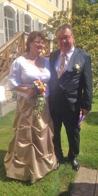 Hochzeitskleid Maßschneider