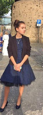 Konfirmationskleid Kleid Jugenweihe
