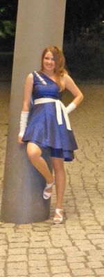 Kleid Jugenweihe