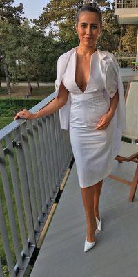 Hochzeitskleid Modern Sexy