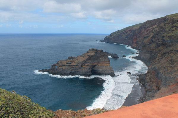 Roque, Küste von Garafía