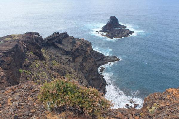 Wilde Küste bei Santo Domingo